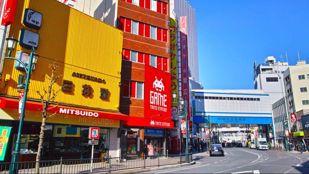 船橋駅南口
