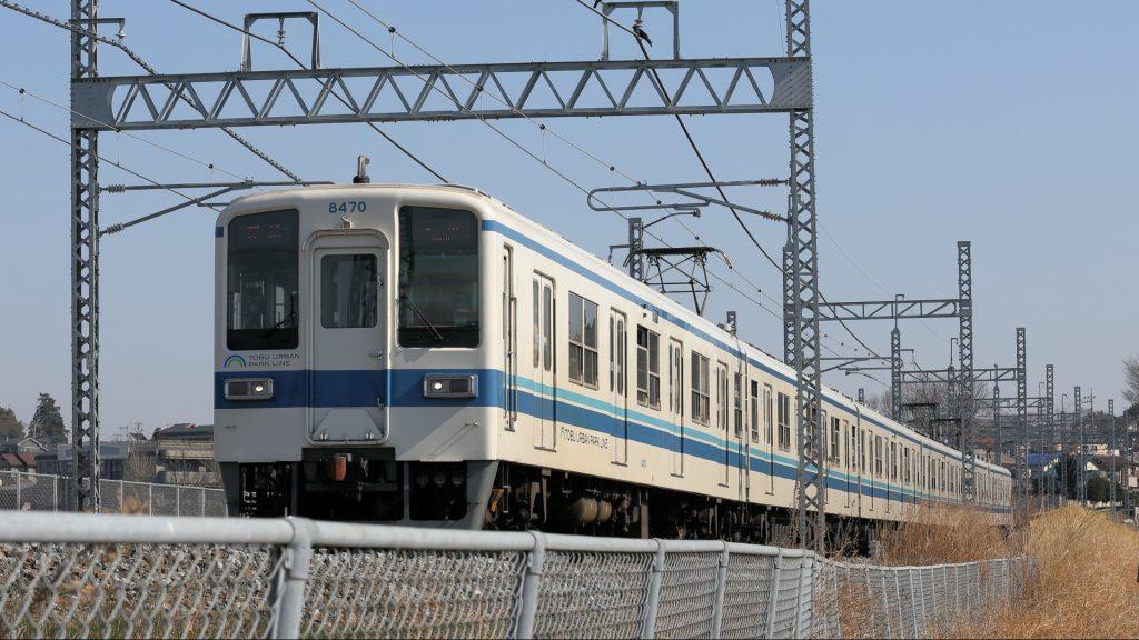 東武鉄道8000型