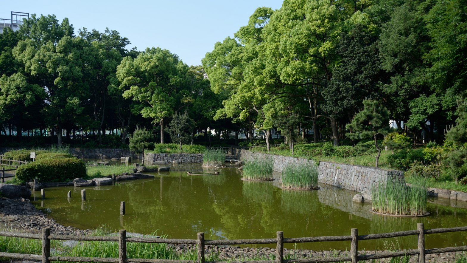 船橋市行田公園